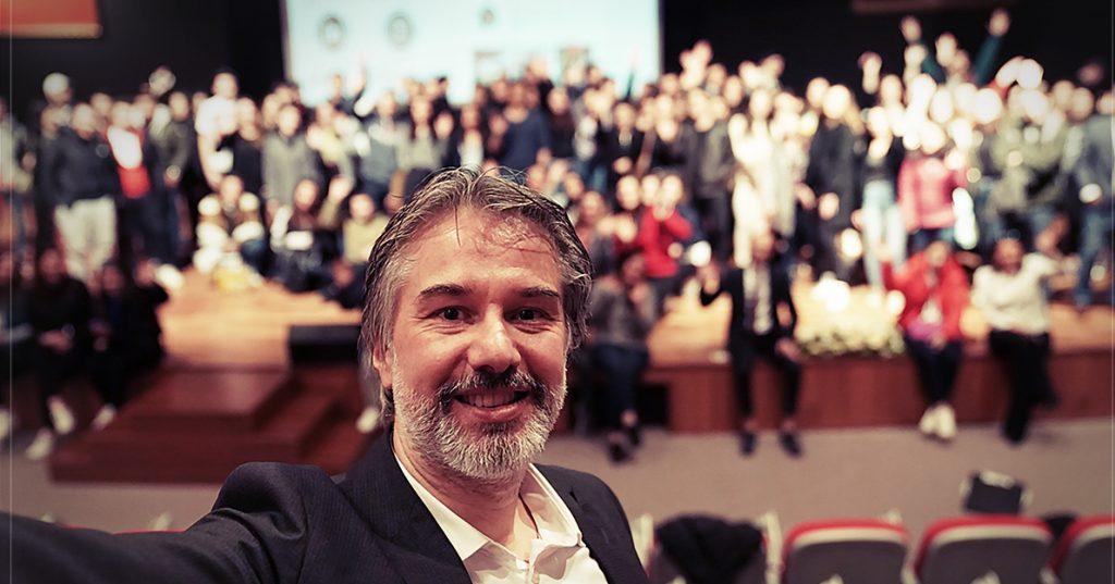 Mart 2019 Üniversite Oturumları Selim Geçit