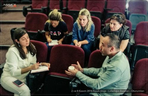 Asset Grup 2-9 kasım oturumları 1