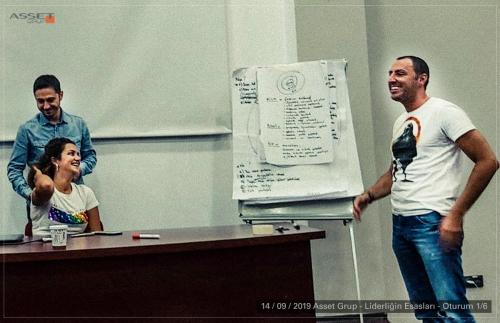Asset Grup-5- 14 Eylül - Selim Geçit