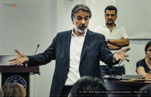 Asset Grup-8- 14 Eylül - Selim Geçit