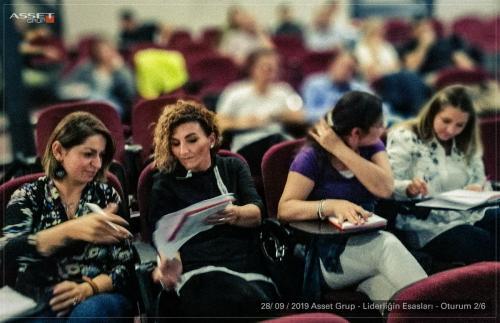 Asset Grup 29 Eyl 2019 selim geçit - liderliğin esasları 5