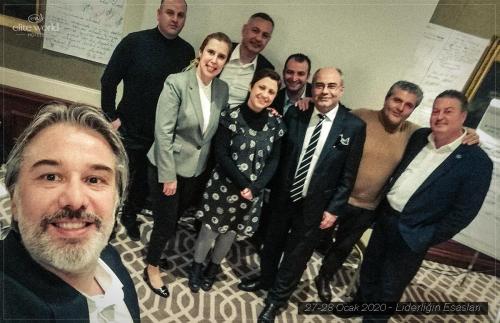 Elite World Liderliğin Esasları Ocak 2020 Selim Geçit 3