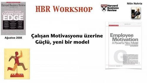 motivation (core human drives) Videolu - hbr workshop motivasyon core human drives nitin nohria ingilizce.010