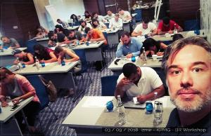 İzmir 3 Eylül BR Workshop Selim Geçit 2
