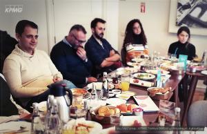 KPMG BMBM + (2018) mezuniyet kahvaltısı 1- Selim Geçit