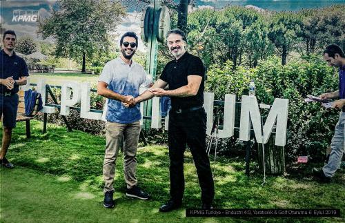 BMBM - 4 KPMG Golf  Yaraıcılık 2019 Selim Geçit