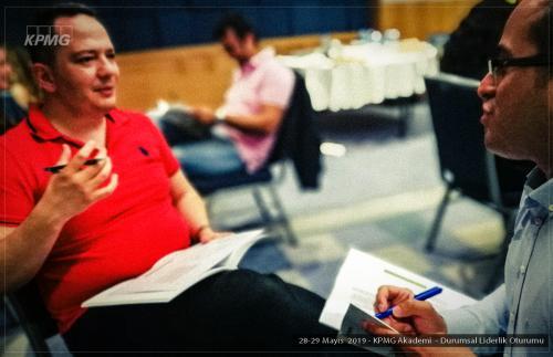 11 Durumsal Liderlik BMBM 2019 - Selim Geçit