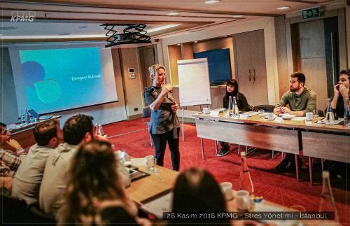 KPMG NExt Gen 2019 Zaman Yönetimi 28 Kasım 2