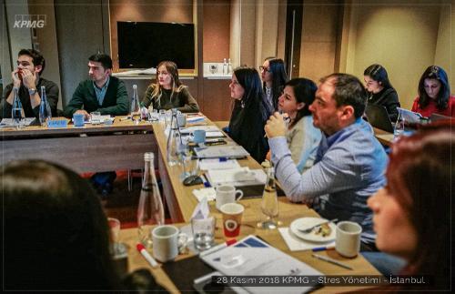 KPMG NExt Gen 2019 Zaman Yönetimi 28 Kasım 6