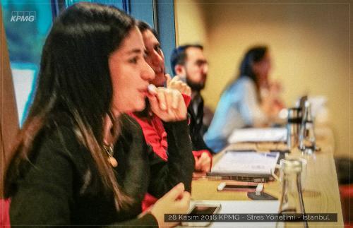 KPMG NExt Gen 2019 Zaman Yönetimi 28 Kasım 8