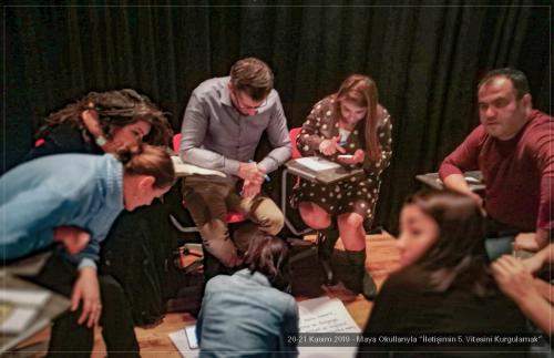 21-21 kasım 2019 Maya Okullarıyla - 17