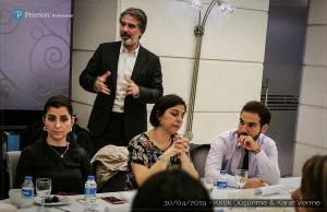 Pearson 3 selim geçit Karar Verme 30 Nisan Ankara