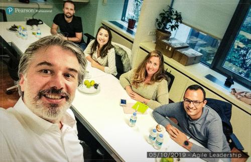 pearson 05 Ekim 2019 agile leadership selim gecit