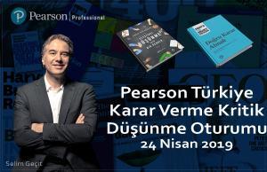 Pearson 24 Nisan 2019 Selim Geçit  Kritik Düşünme 2