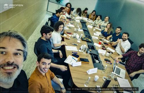 12-10 11 Ekim Yönetimin Esasları PROFEN Selim Geçit