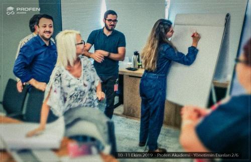 7-10 11 Ekim Yönetimin Esasları PROFEN Selim Geçit