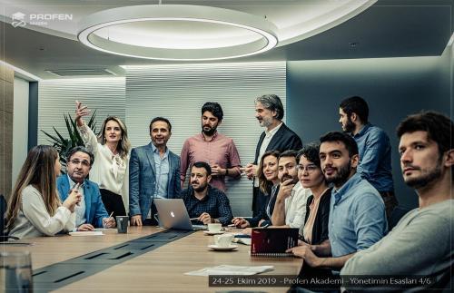 14 Yön esasları profen 25-25 ekim 2019 - Selim Geçit