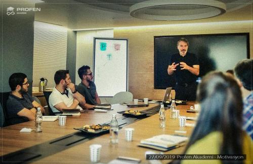 Profen Akademi  BR workshop Selim geçit motivasyon 3